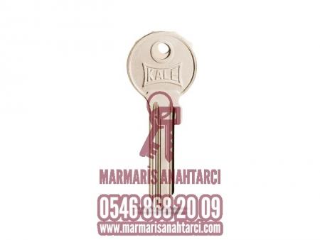 161 1 Silindir Anahtarı - Kilit Aksesuarları   Kale Kilit