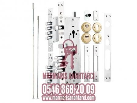 256 Çelik Kapı Kilitleri | Kale Kilit